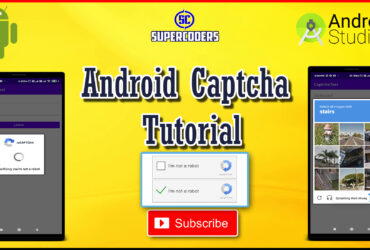 Android Captcha Integration Tutorial